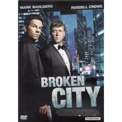 Broken City (avec Mark Wahlberg) - DVD Zone 2