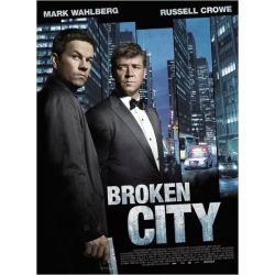 affiche Broken City (avec Mark Wahlberg)