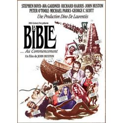 affiche La Bible (de John Huston)