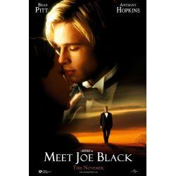 affiche Rencontre avec Joe Black (avec Brad Pitt & Anthony Hopkins)