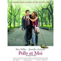 affiche Polly et Moi (avec Ben Stiller & Jennifer Aniston)