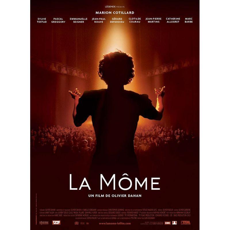 Affiche La Môme (avec Marion Cotillard)