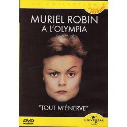 Tout m'énerve - À l'Olympia (Spectacle de Muriel Robin) - DVD zone 2