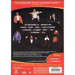 Elie et Semoun au Palais des Glaces (Spectacle de Élie Semoun) - DVD zone 2