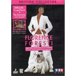 Fait des sketches à la Cigale (Spectacle de Florence Foresti) - Double DVD zone 2