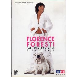 Fait des sketches à la Cigale (Spectacle de Florence Foresti) - DVD zone 2