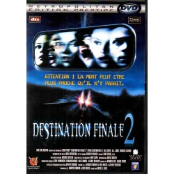 Destination Finale 2 - DVD Zone 2