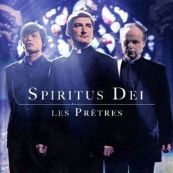Spiritus Dei  (Les Prêtres) - DVD Zone 2
