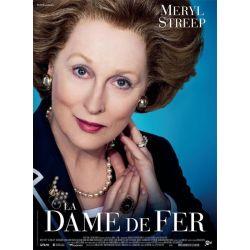 affiche La Dame de Fer (avec Meryl Streep)