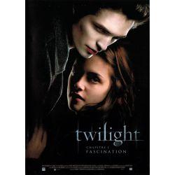 affiche Twilight - Chapitre 1 : Fascination (de Catherine Hardwicke)