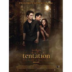 affiche film  Twilight - Chapitre 2 : Tentation (de Chris Weitz)