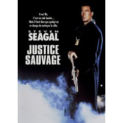 Poster Justice Sauvage (avec Steven Seagal)