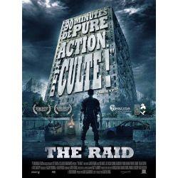 affiche The Raid (de Gareth Evans)