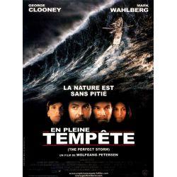 affiche En Pleine Tempête (avec George Clooney)