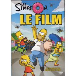 Les Simpsons le film (de David Silverman) - DVD Zone 2