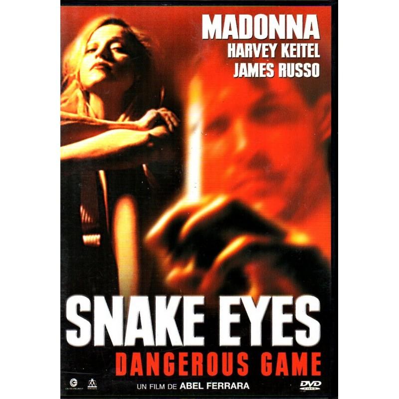 Snake Eyes - DVD Zone 2