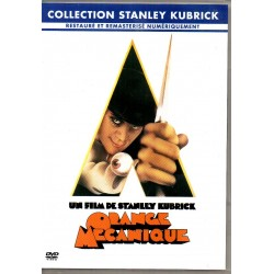 Orange Mécanique (de Stanley Kubrick) - DVD Zone 2
