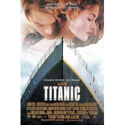 affiche du film Titanic (de James Cameron)