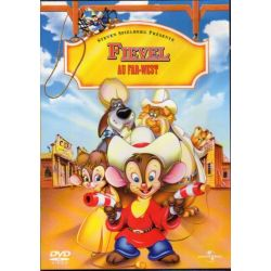 Fievel au Far West (de Phil Nibbelink) - DVD Zone 2