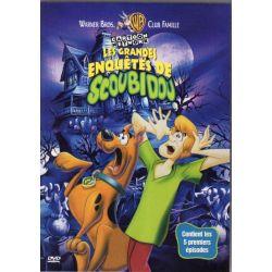 Les Grandes Enquêtes de Scoubidou - DVD Zone 2