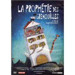 La Prophétie des Grenouilles (de Jacques-Rémy Girerd) - DVD Zone 2