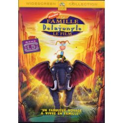 La Famille Delajungle - Le film (de Cathy Malkasian) - DVD Zone 2