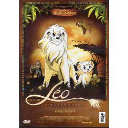 Léo, roi de la jungle (de Yoshio Takeuchi) - DVD Zone 2
