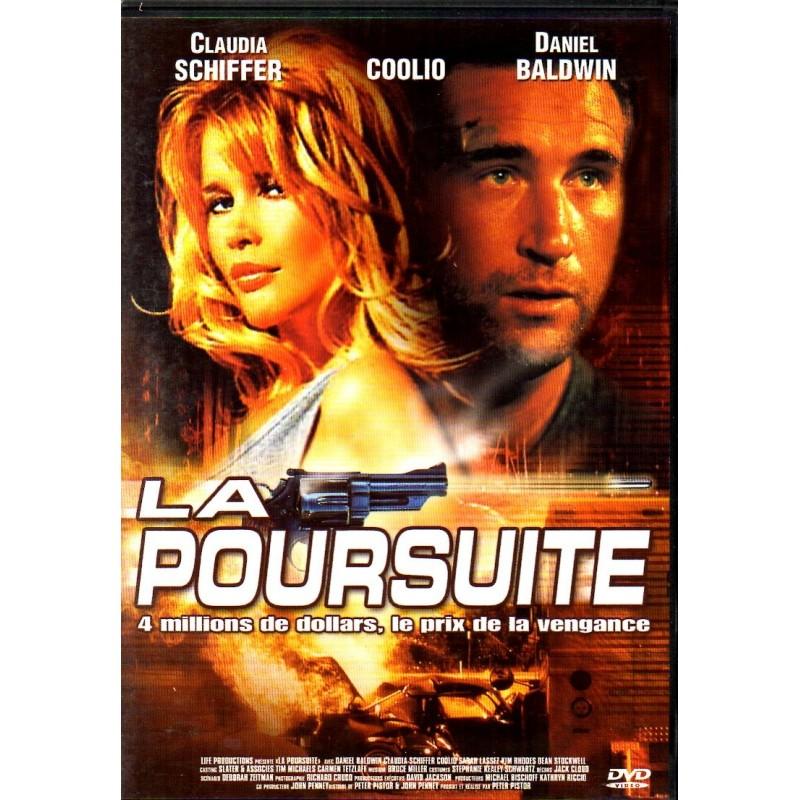 La Poursuite (Claudia Schiffer) - DVD Zone 2