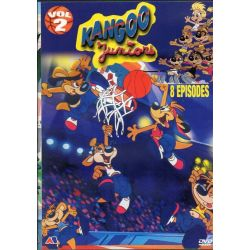 Kangoo Juniors - Vol. 2 (de Thibaut Chatel) - DVD Zone 2