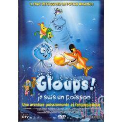 Gloups ! Je suis un poisson (de Stephan Fjeldmark) - DVD Zone 2