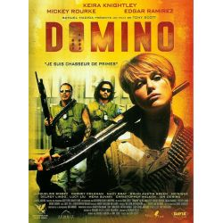 affiche du film Domino (de Tony Scott)