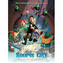 affiche film Souris City (de David Bowers)