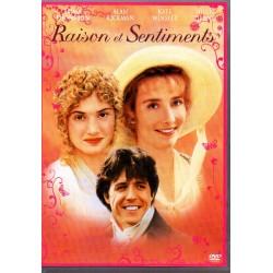 Raison et Sentiments - DVD Zone 2