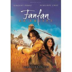 affiche film Fanfan la Tulipe (avec Vincent Perez)