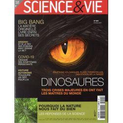 Science & Vie n° 1241 - Dinosaures, trois crises majeures en on fait les maîtres du monde