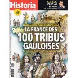Historia n° 890 S - La France des 100 tribus gauloises