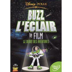 Buzz l'Eclair - Le film - Le début des aventures (de Tad Stones) - DVD Zone 2
