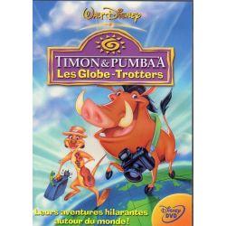 Timon & Pumba - Les globe-trotters (de Tony Craig) - DVD Zone 2