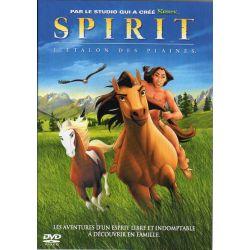 Spirit, l'étalon des plaines (de Kelly Asbury & Lorna Cook) - DVD Zone 2