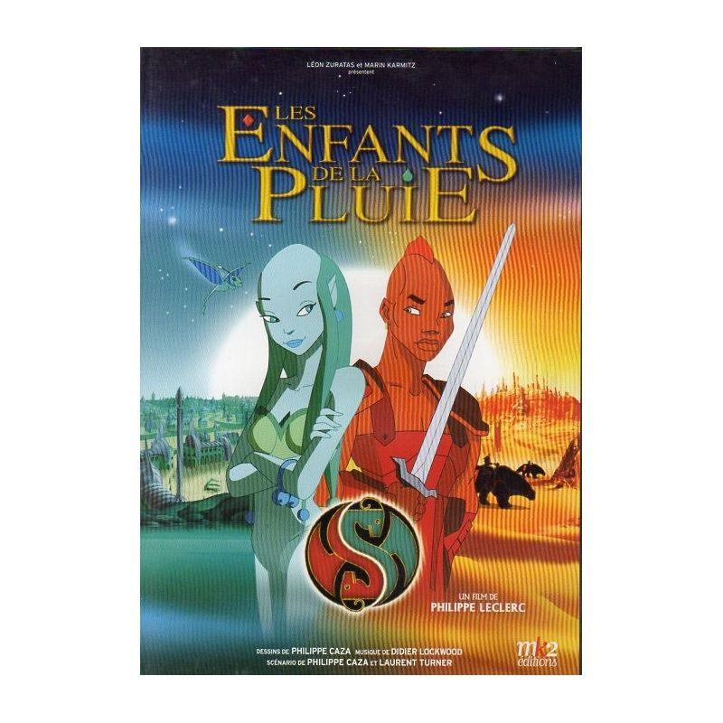 Les Enfants de la Pluie (de Philippe Leclerc) - DVD Zone 2