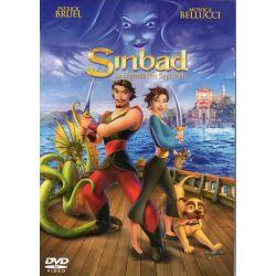 Sinbad - La légende des sept mers (de Patrick Gilmore & Tim Johnson) - DVD Zone 2