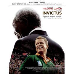 affiche du film Invictus (de Clint Eastwood)