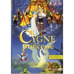 Le Cygne et la Princesse (de Richard Rich) - DVD Zone 2