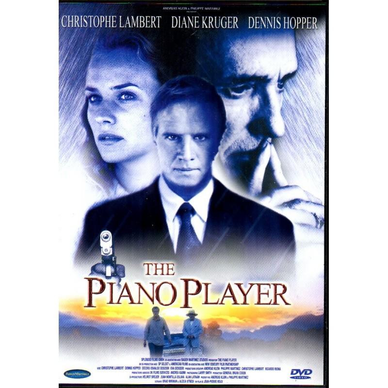 The Piano Player (Christophe Lambert) - DVD Zone 2
