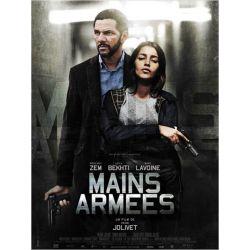 affiche du film Mains Armées (de Pierre Jolivet)