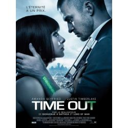 affiche du film Time Out (avec Justin Timberlake)