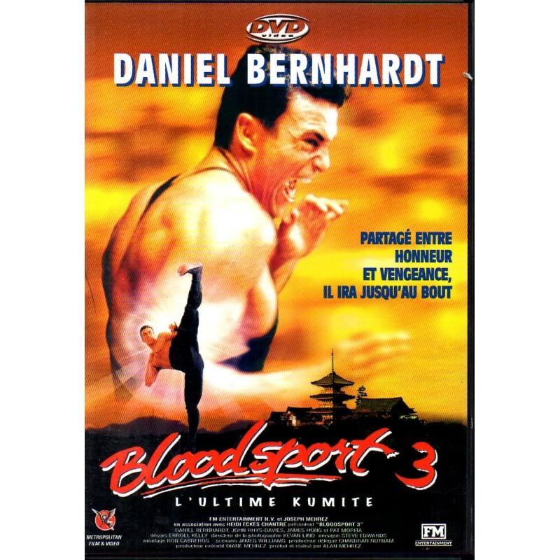 Bloodsport 3 - DVD Zone 2
