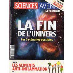 Sciences et Avenir n° 887 H - La FIN de l'Univers, 5 scénarios possibles