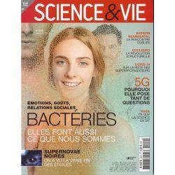 Science & Vie n° 1240 - Bactéries, elles font aussi ce que nous sommes
