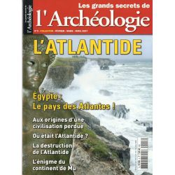 Les Grands Secrets de l'Archéologie n° 3 - L'Atlantide